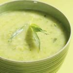 Нежный суп с цуккини