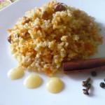ris s morkovu