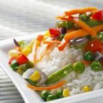 Рис в пароварке по-японски