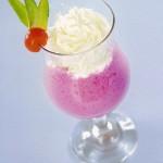 Молочно-вишневый коктейль